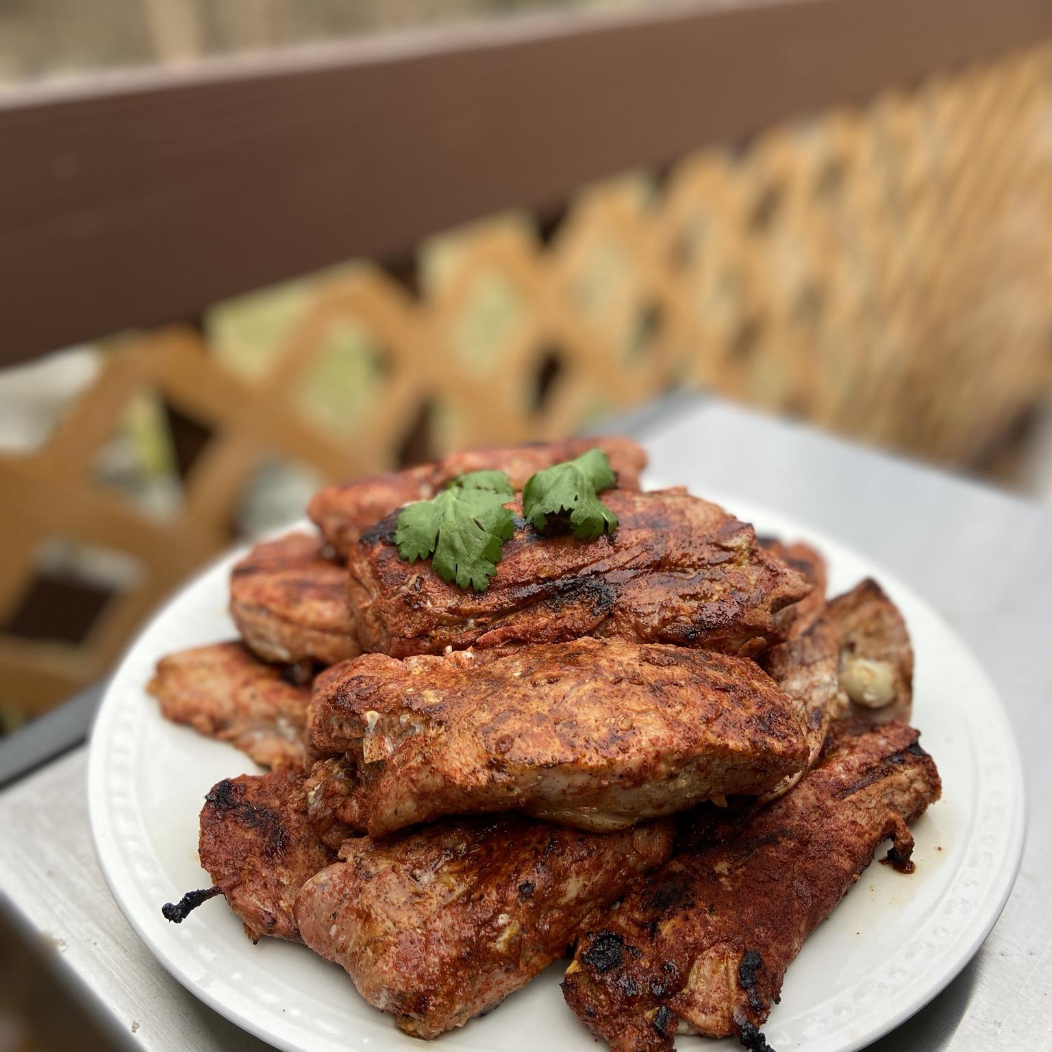 Chef John's Yucatan-Style Grilled Pork Jenn