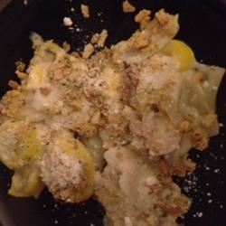 Squash Casserole with Cream of Chicken Soup TNCOLLEGEGIRL