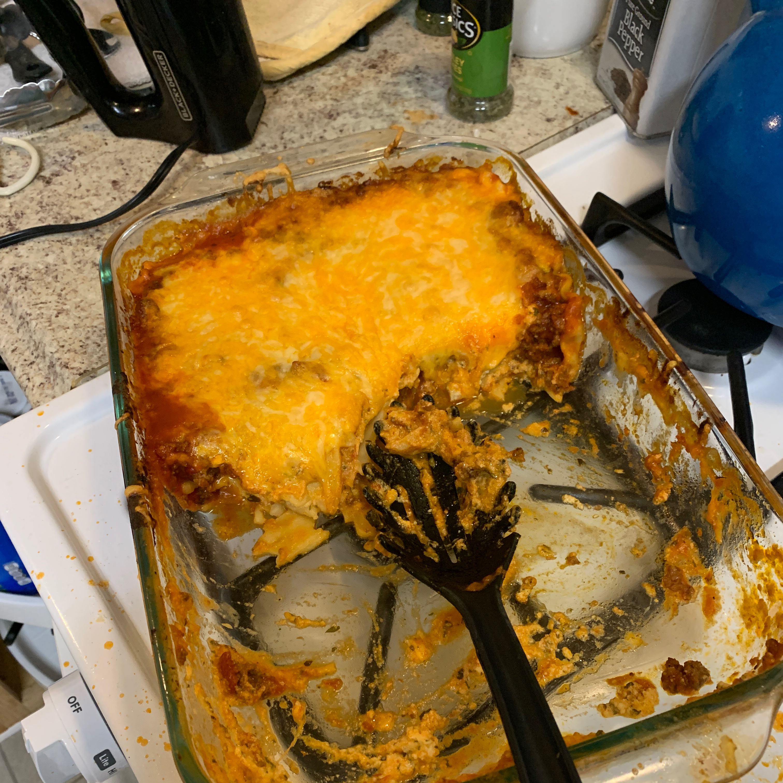 Simply Lasagna Kraft
