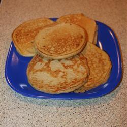 Hearty Oatmeal Pancakes Vicky Gunkel