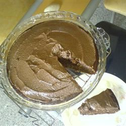 Carob Cake And Frosting mezzofortay