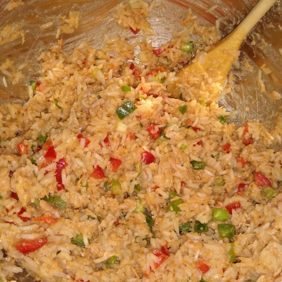 Spicy Tuna Rice Bowl Victoria