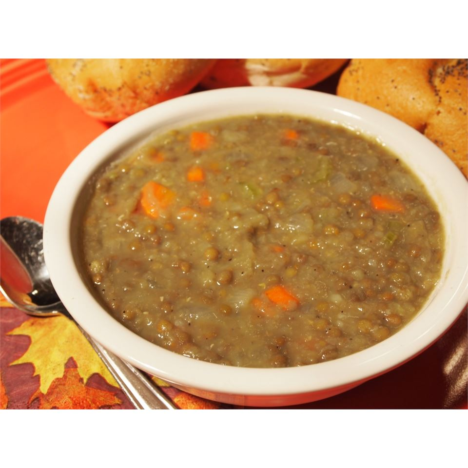 Lentil Soup I donnam