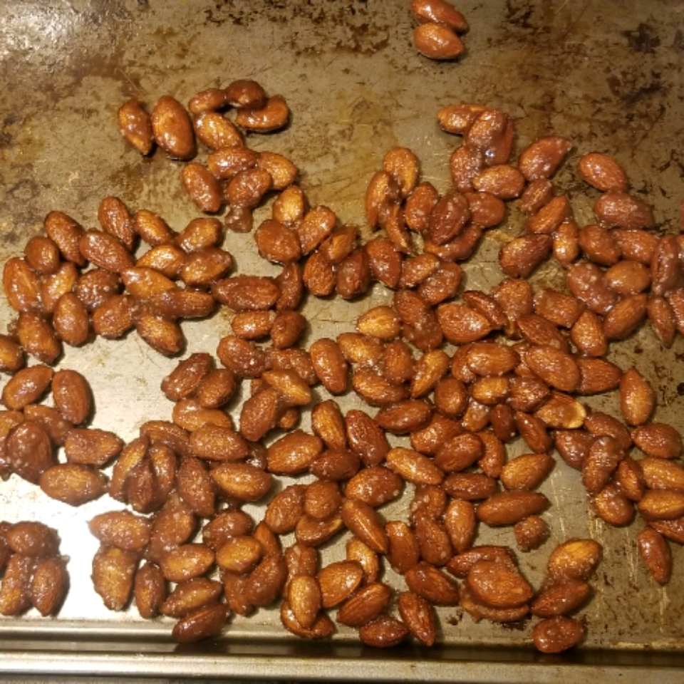 Honey Roasted Almonds Big P
