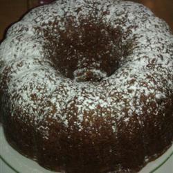 Fresh Apple Spice Cake Melinda Cuenin Kovatch