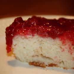 Fresh Strawberry Upside Down Cake Alley