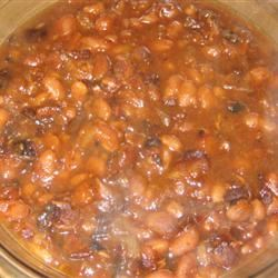 Maple and Ginger Baked Beans TINAFARRENKOPF