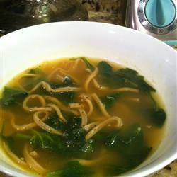 Garlic Spinach Soup House of Aqua