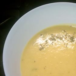Butternut Squash Soup with a Kick