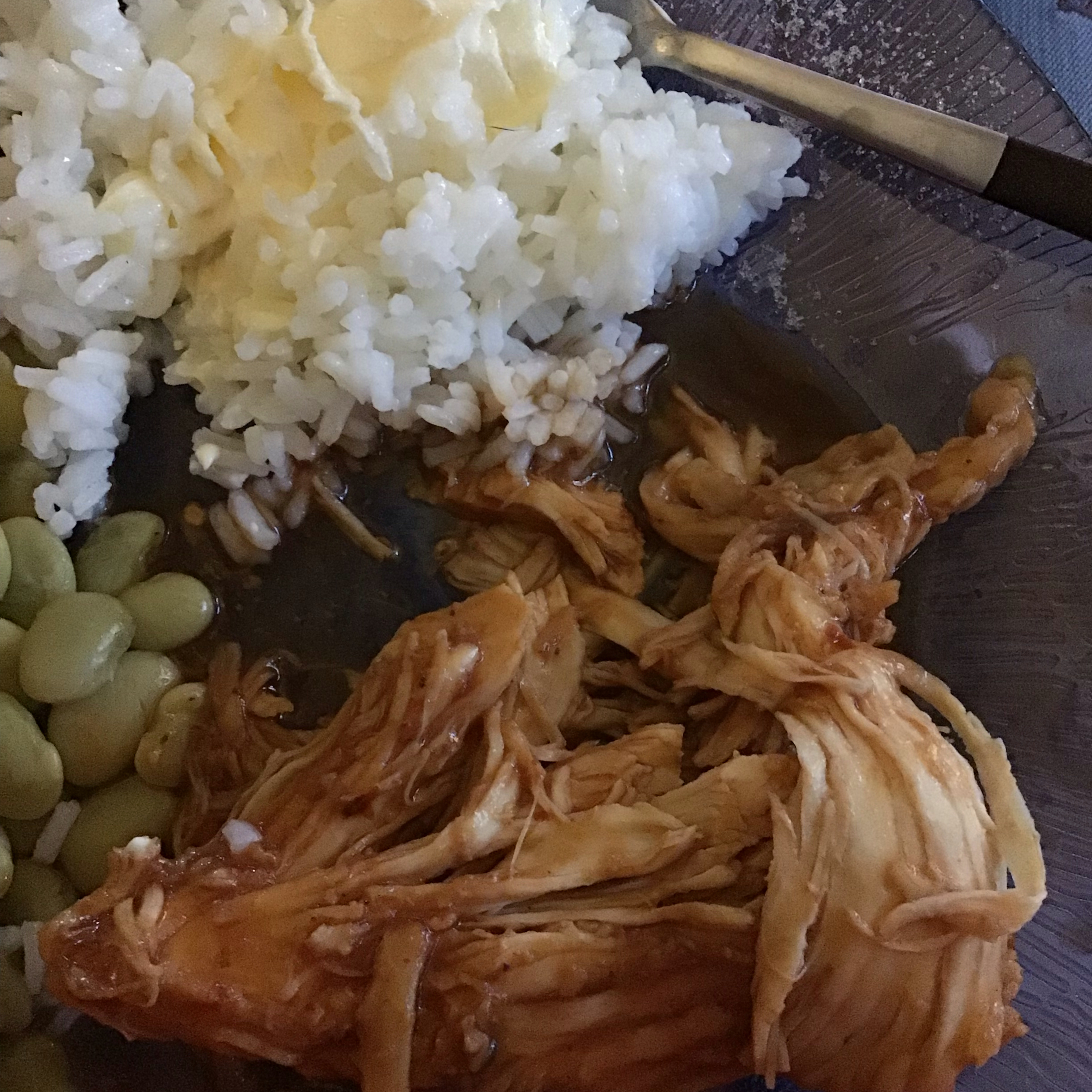 Slow Cooker Barbeque Chicken