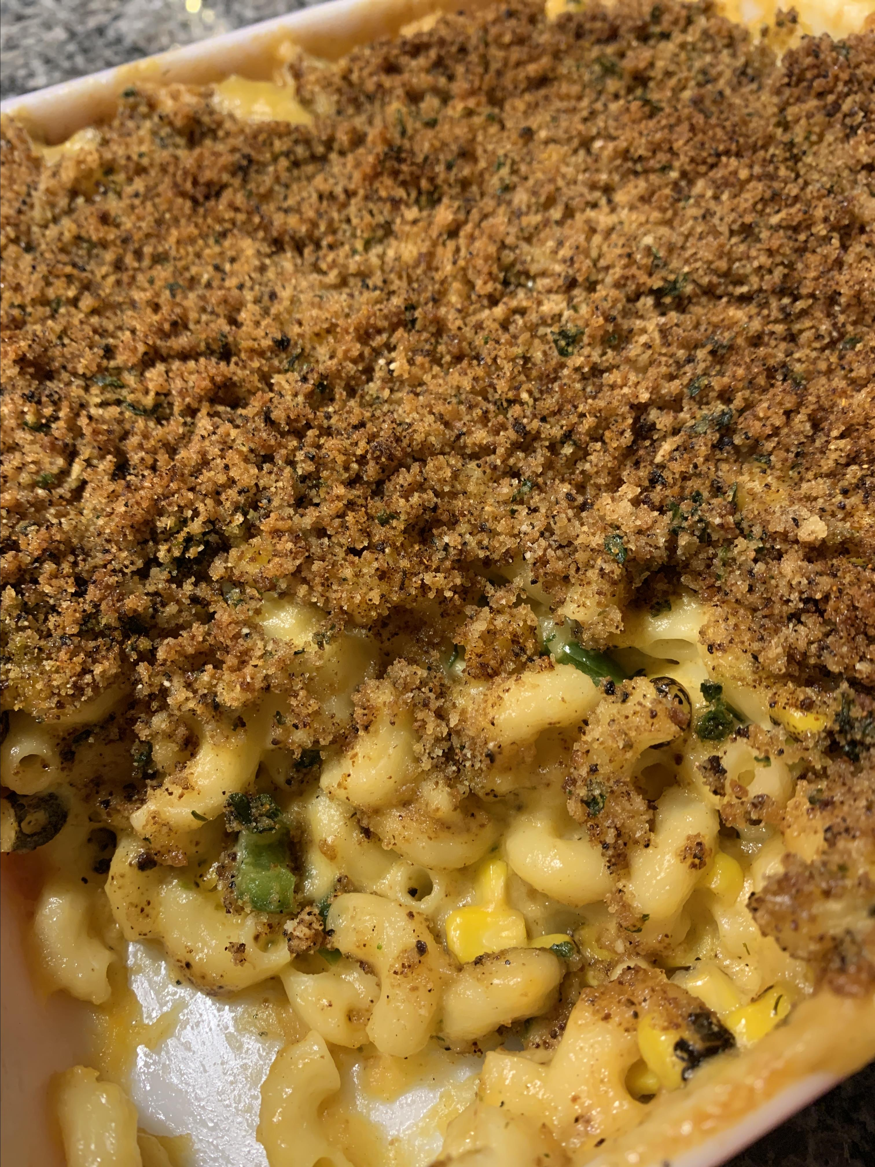 Homemade Mac and Cheese Amie Horan