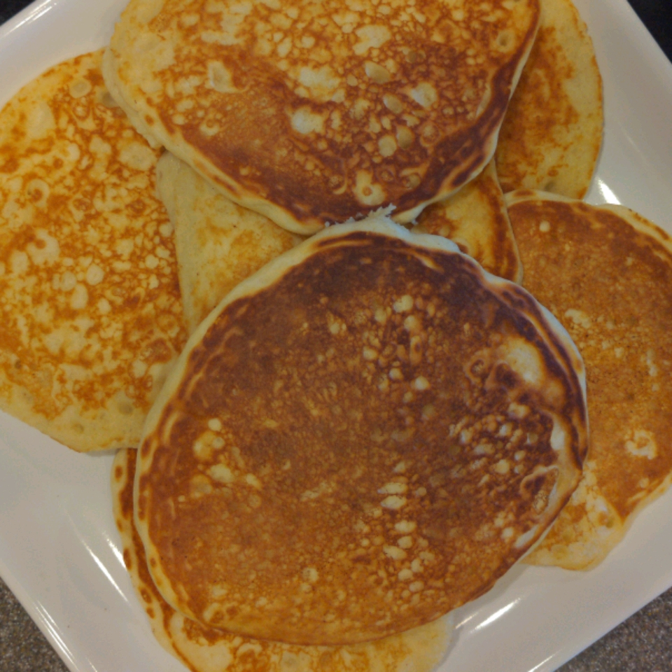 Fluffy Pancakes Ivyturralde