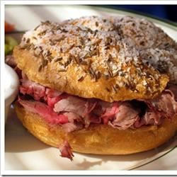 Beef on Weck Caitlin