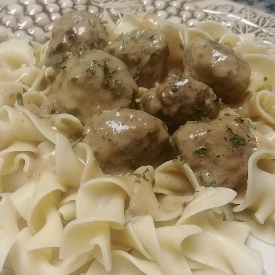 Chef John's Swedish Meatballs shahram72