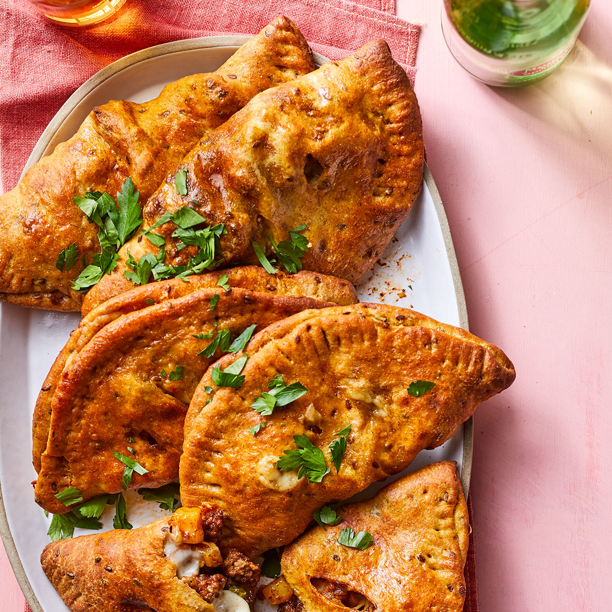 These samosa-inspired savory hand pies call for curry powder and garam masala, spice blends that allow you to add the power of 10 spices in just two ingredients.