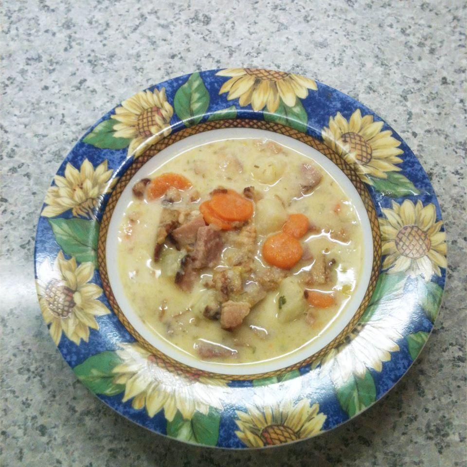Ham Chowder kimbernic