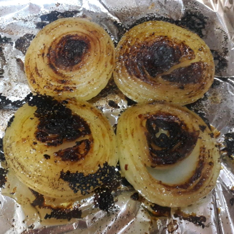 Roasted Onions Jason Mallory