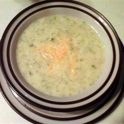 Cream of Broccoli Soup I Childofchaos