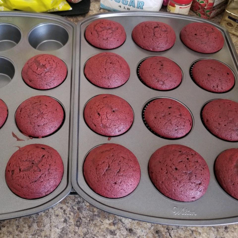 Moist Red Velvet Cupcakes Alexander Shane O'Dowd