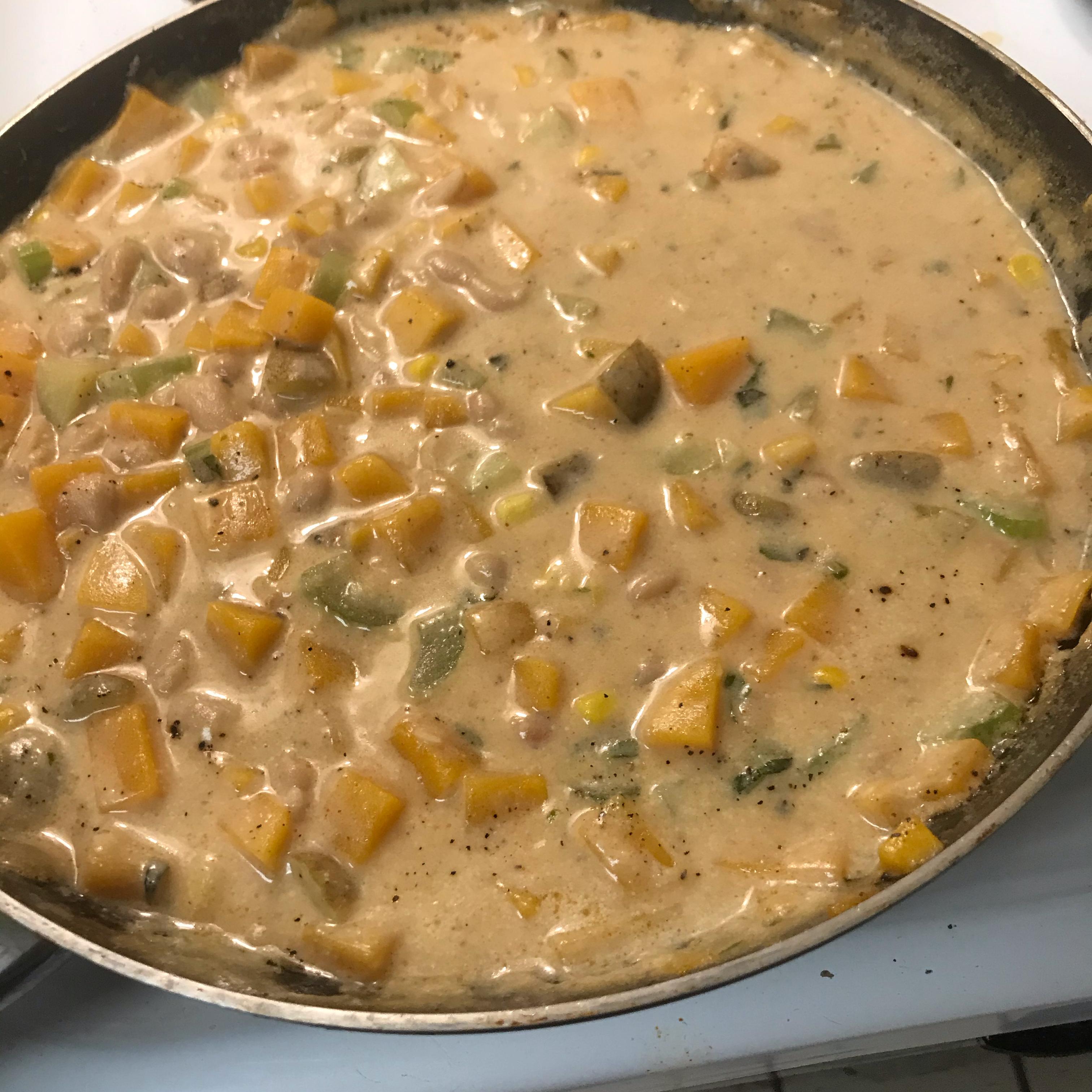 Butternut Squash Coconut Curry Foodlady