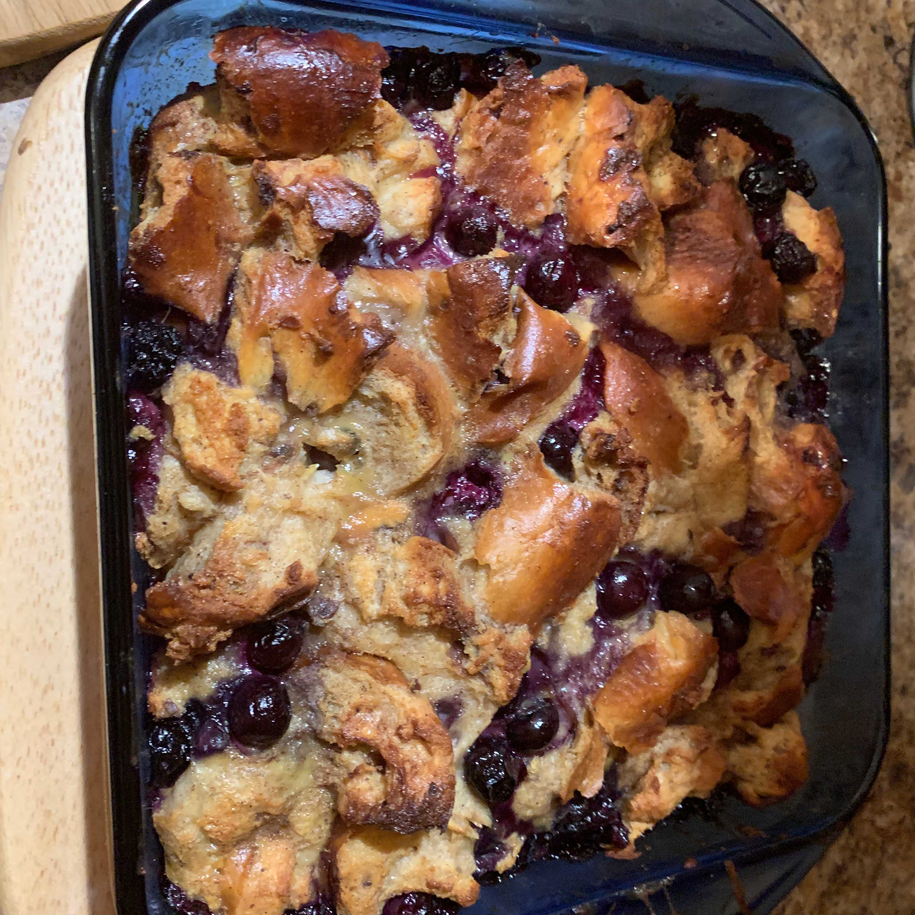Bread Pudding III