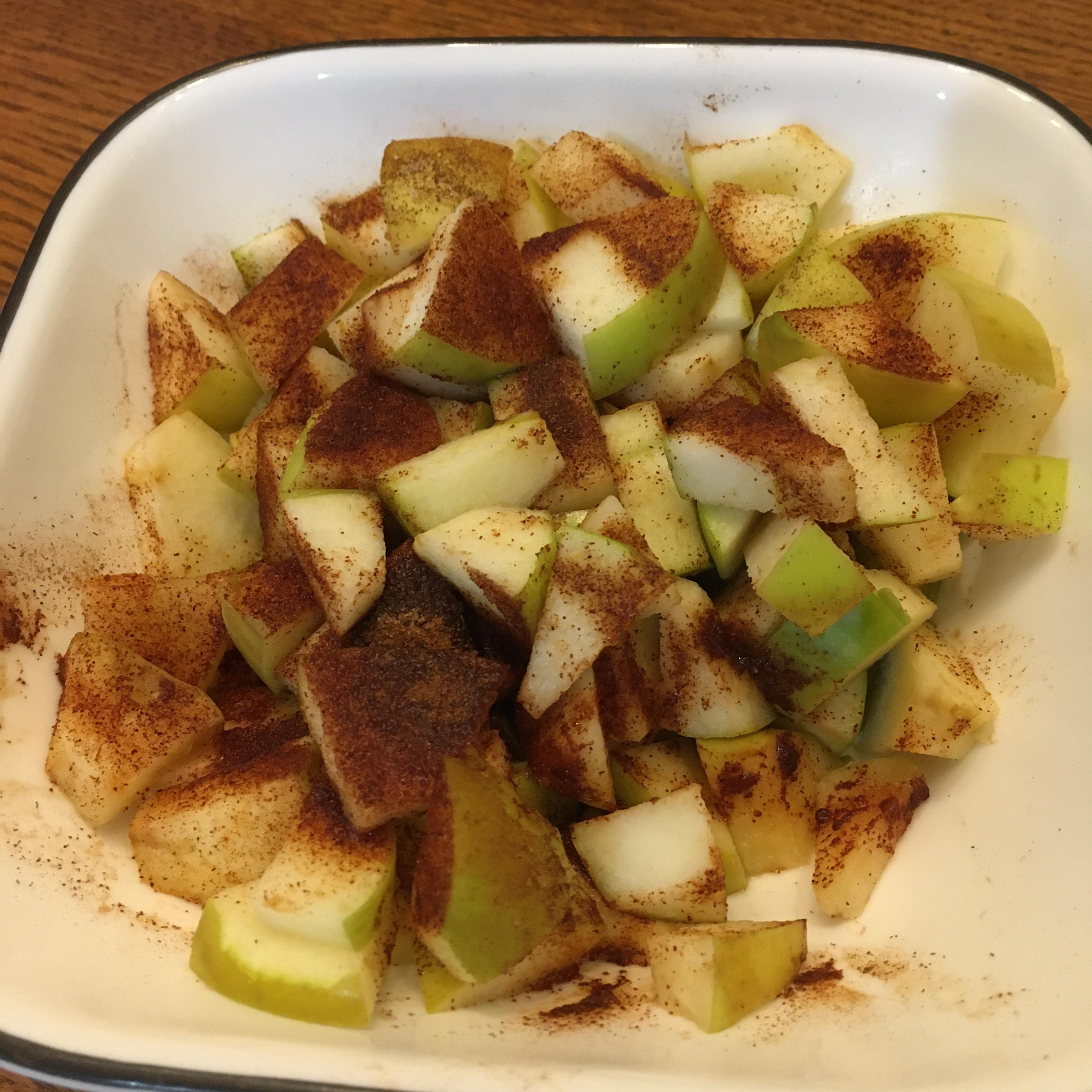 Cinnamon Apples