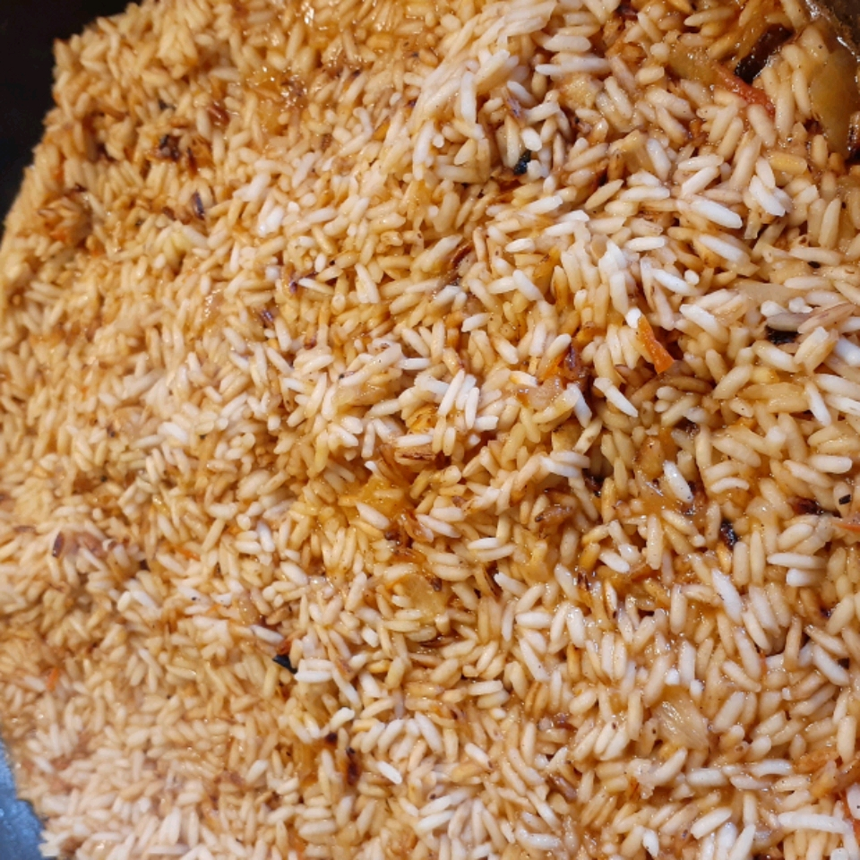 Maria's Mexican Rice