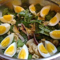 Ali's Greek Tortellini Salad