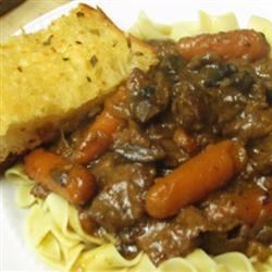 Slow Cooker Beef and Mushroom Stew Dee Stillwell