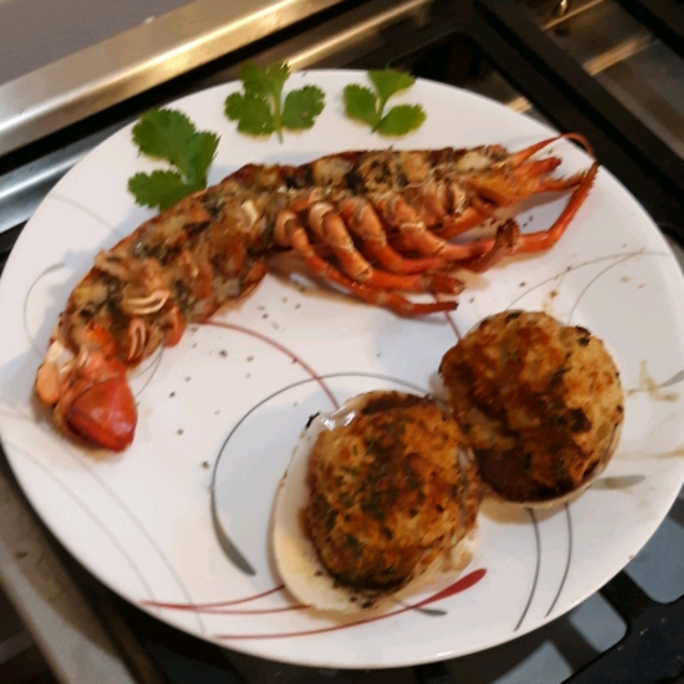 Lobster Thermidor alex smith