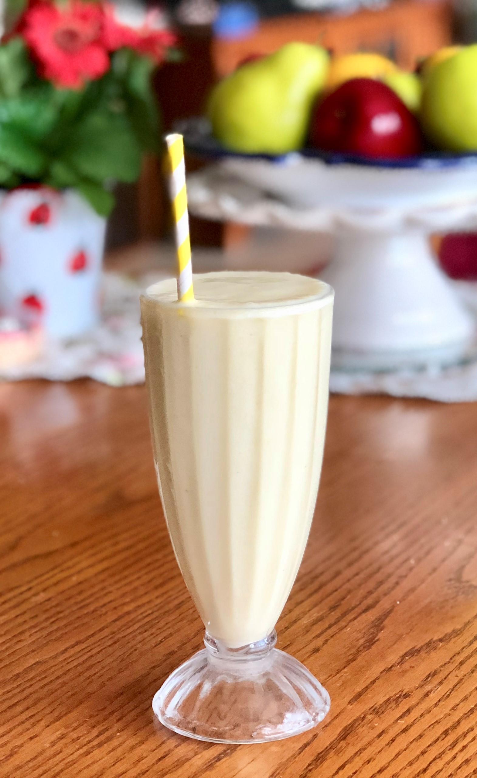 Virgin Pina Colada Protein Smoothie
