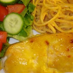 Sweet Mustard Chicken Bake Purgirl