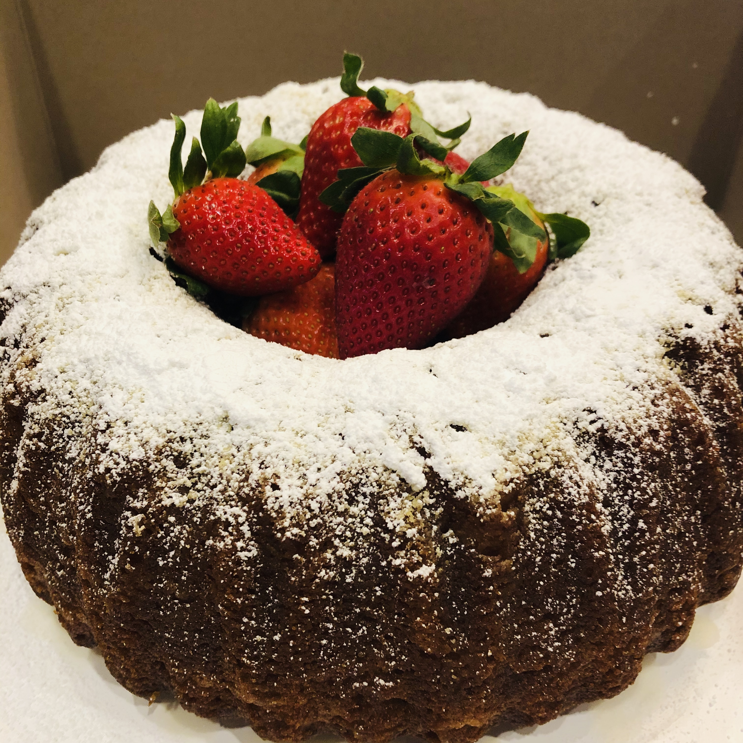 White Wine Pound Cake Louise Noster
