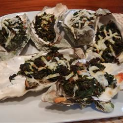 Oysters Rockefeller cocoakay