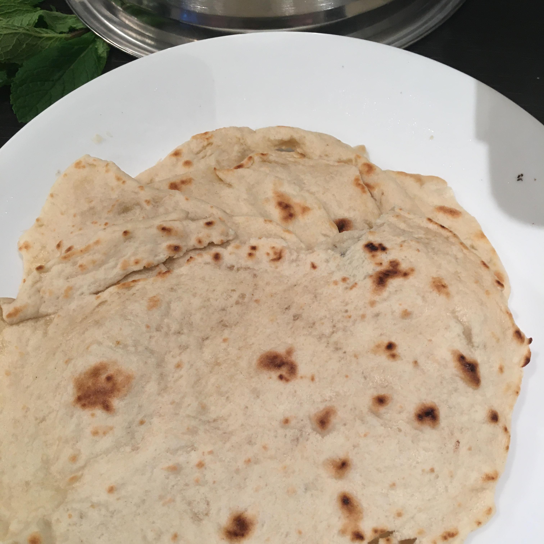 Lebanese Mountain Bread Melissa Wegenka-Moretti