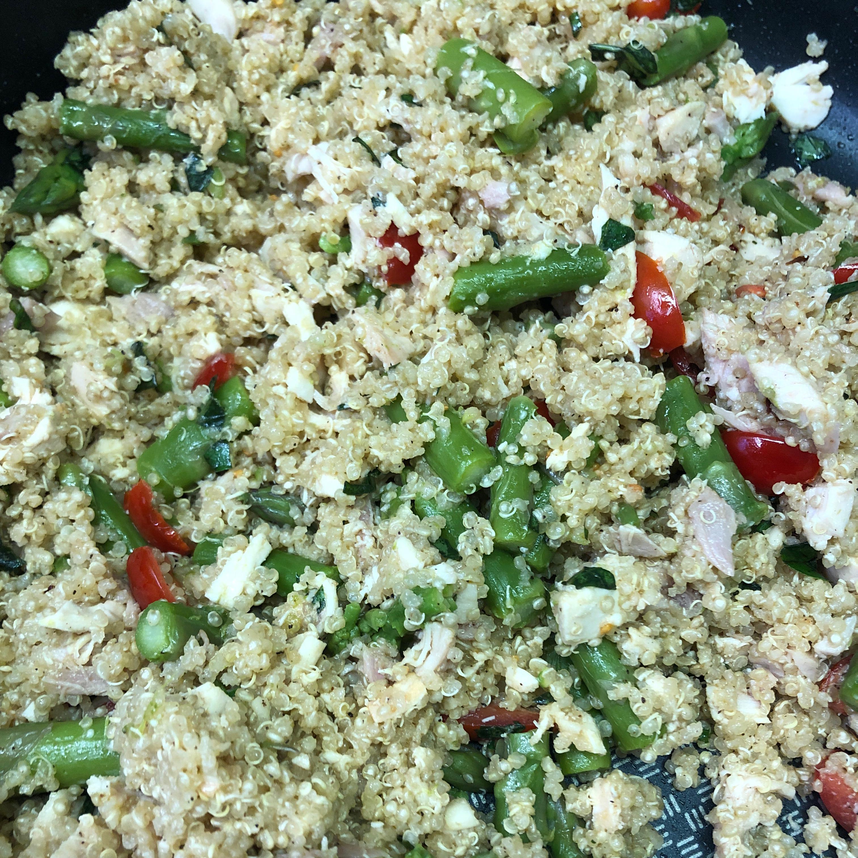 Chicken Quinoa Salad Rondita1967