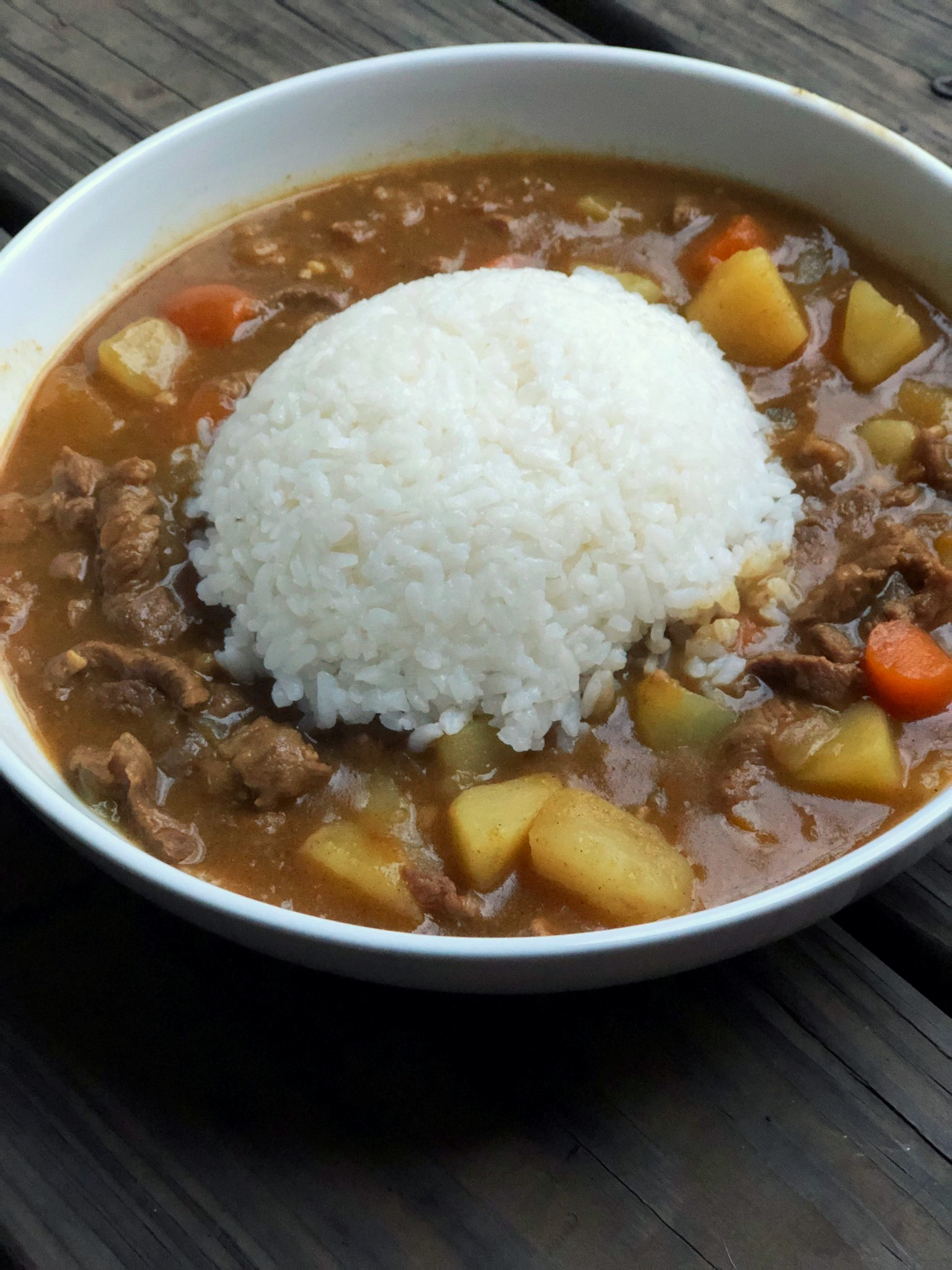 Instant Pot® Japanese Curry