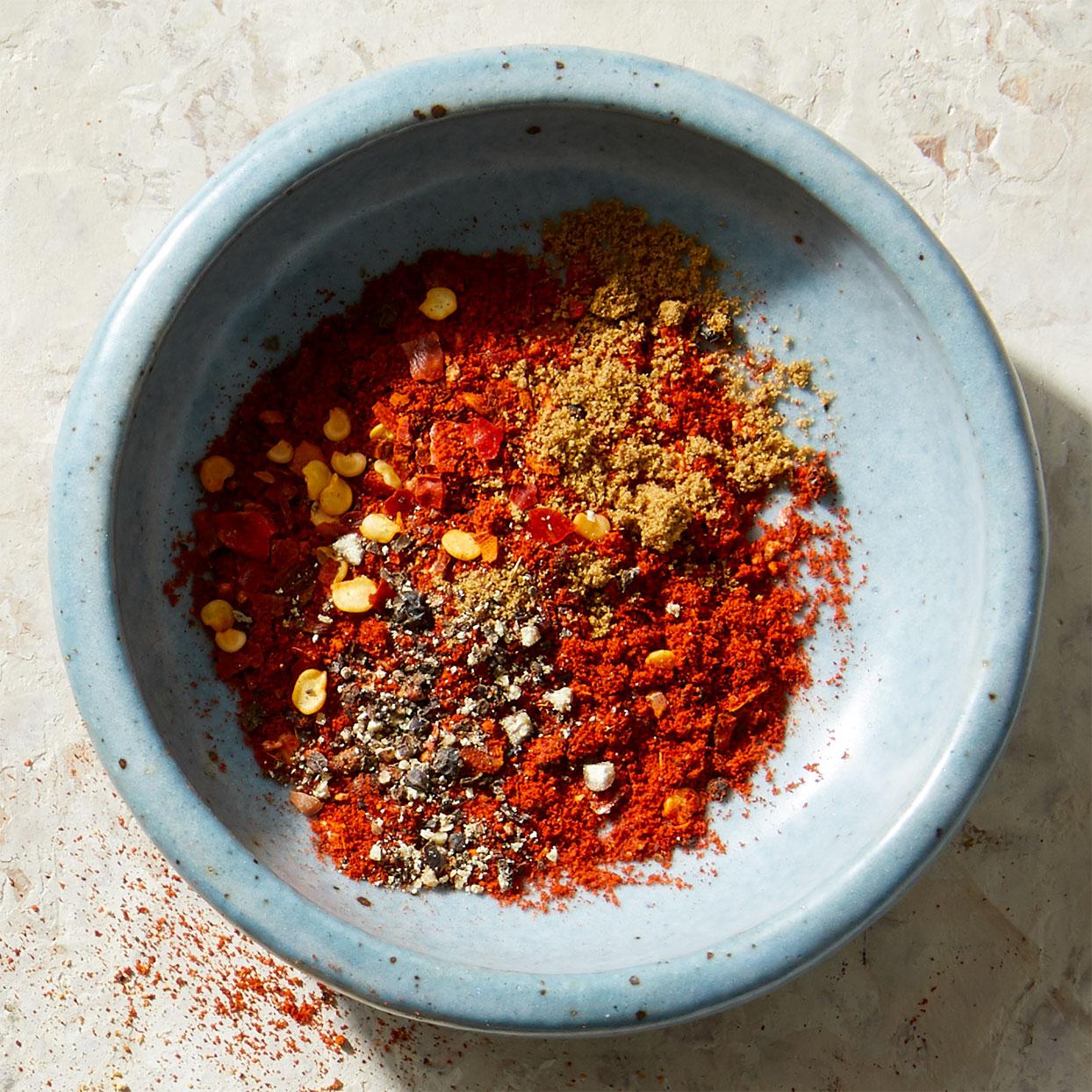 Spanish Seasoning Blend Amy Riolo