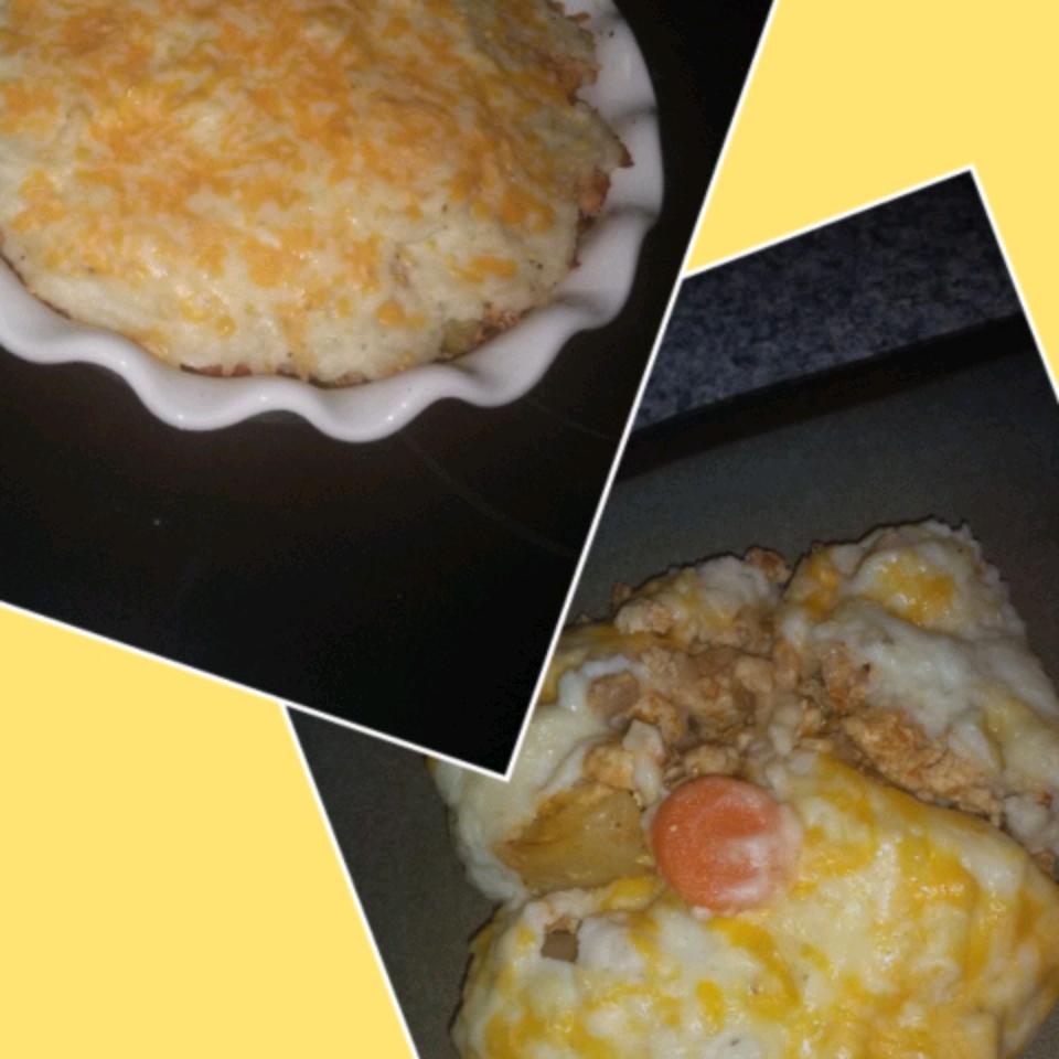 Quick and Easy Ground Turkey Shepherd's Pie Judy in Delaware