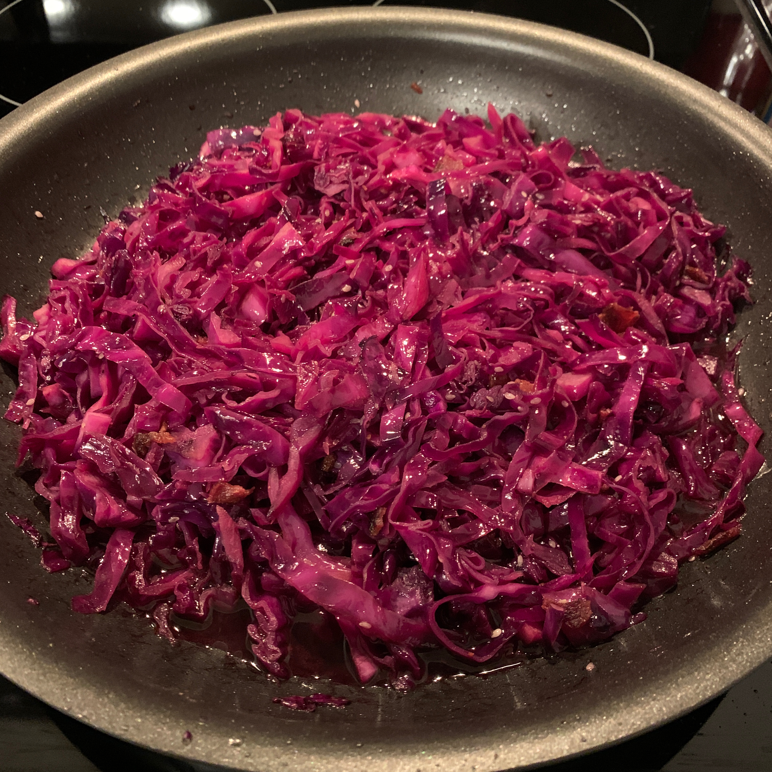 Chef John's Braised Red Cabbage