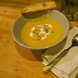 Potage aux Legumes (Green Vegetable Soup)