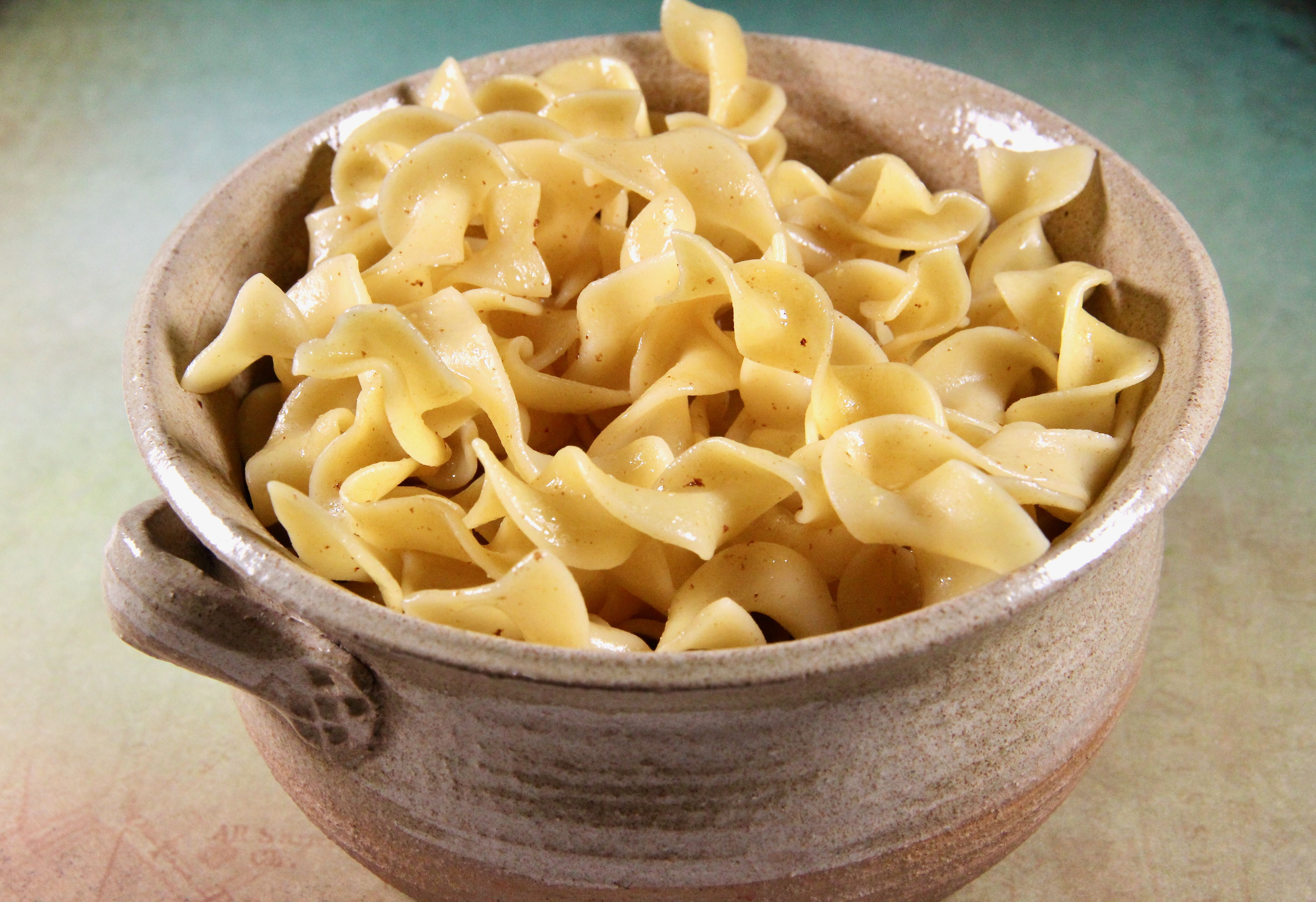 Amish Buttered Egg Noodles image