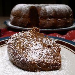 Black Russian Cake I