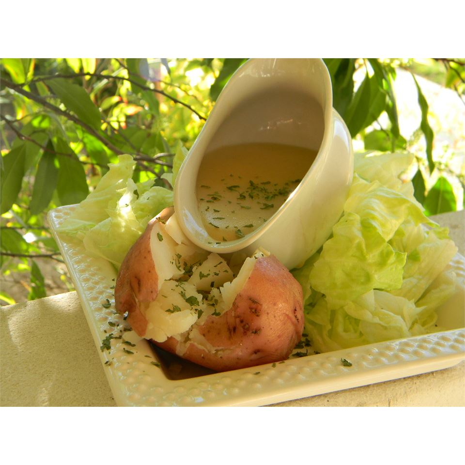 Homemade Chicken Gravy Baking Nana