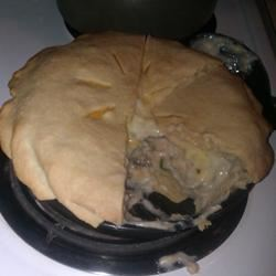 Salmon Pie I Pocohontas