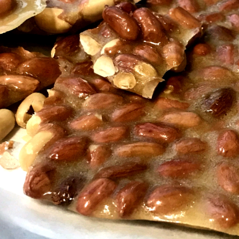 Peanut Brittle gregblex