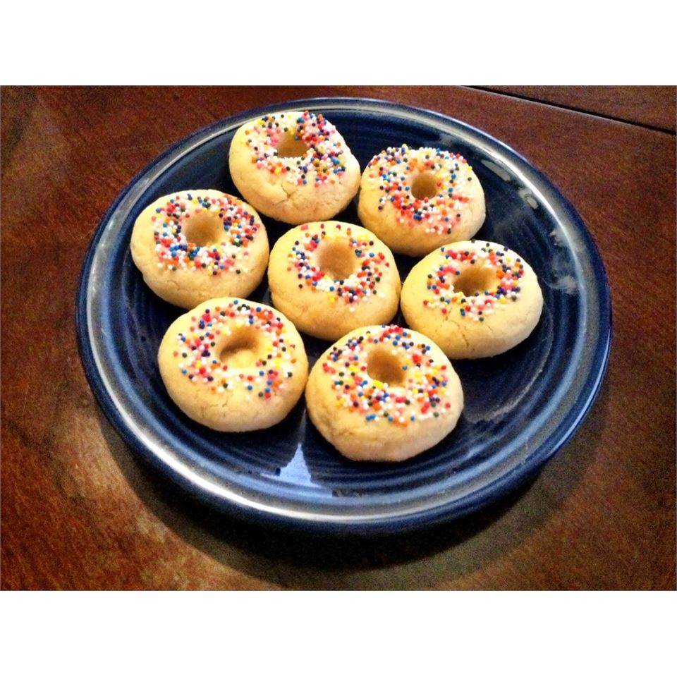 Mexican Cookie Rings