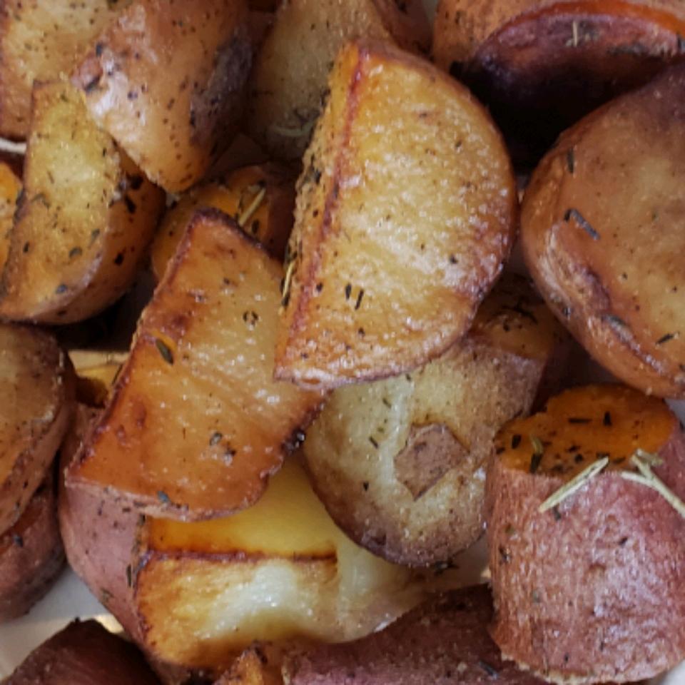 Instant Pot® Garlic Roasted Potatoes Michael