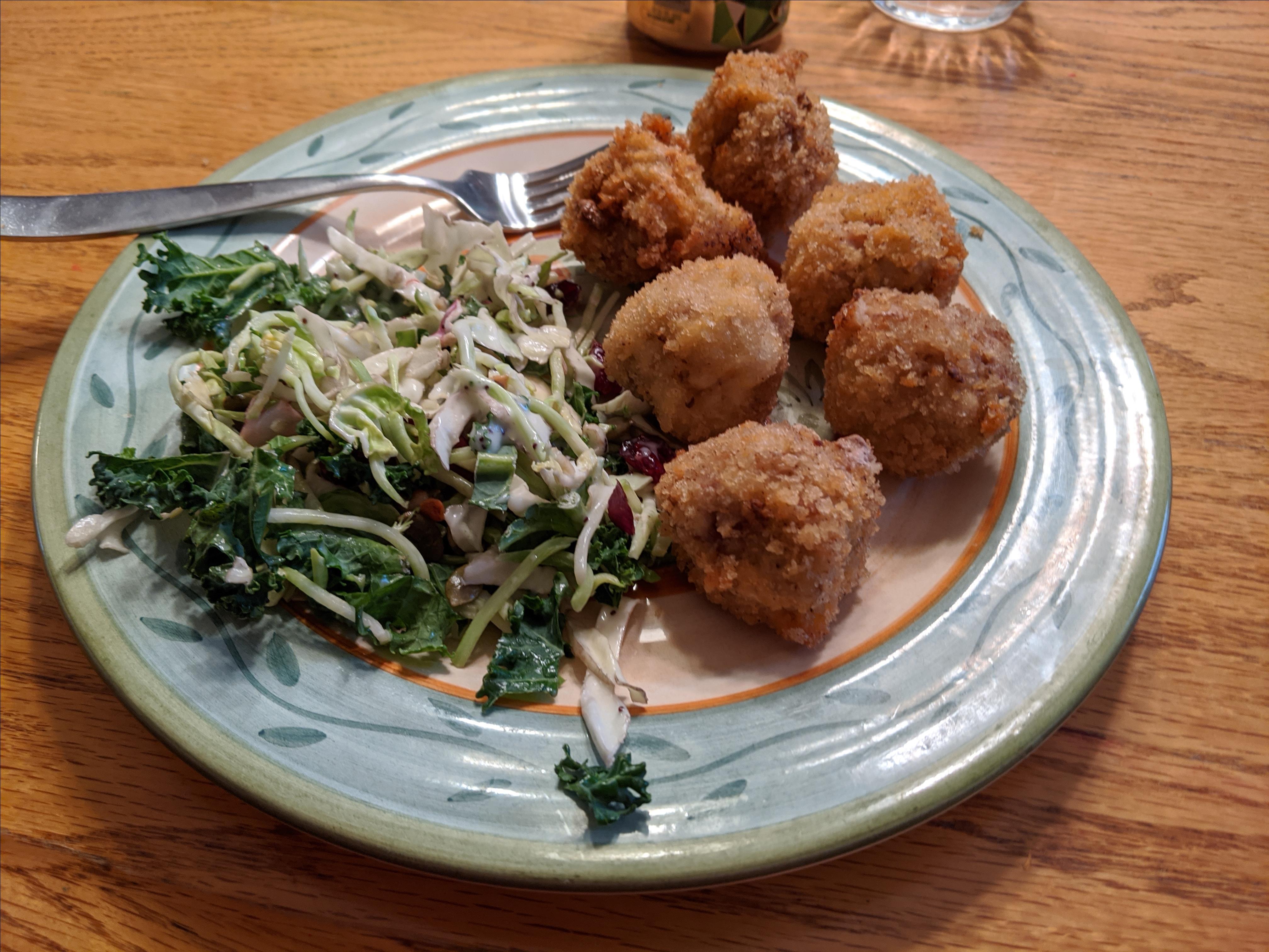 Crispy Butcher's Nuggets Kevin Wessman
