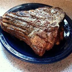 Perfect Porterhouse Steak